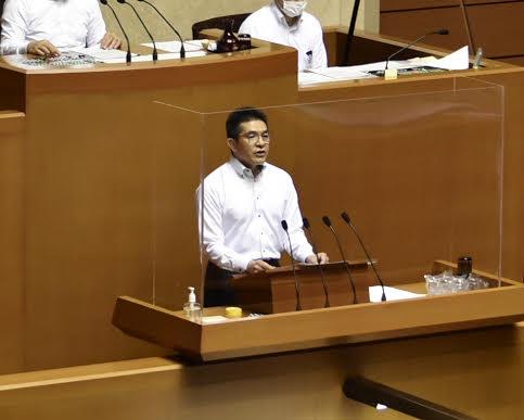 令和2年9月第8回 福岡県議会定例会 一般質問